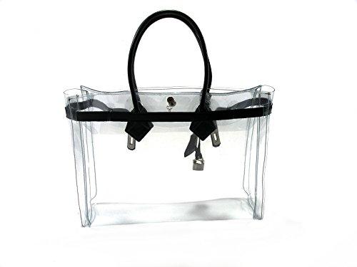Mon Autre Sac  Diamant, Damen Tote-Tasche 32 cm schwarz