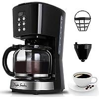 Taylor swoden Macarons – Máquina de café, 900 W con filtro reutilizable y plato Cálido