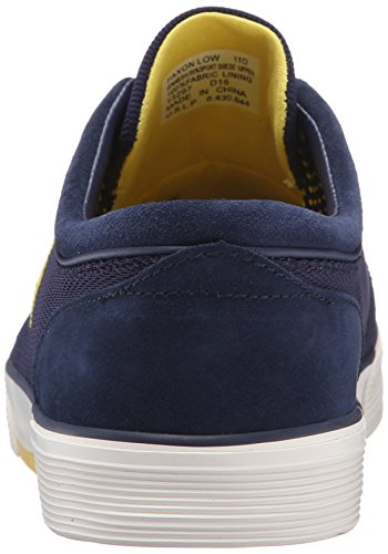 Polo Ralph Lauren Faxon Low Mesh Fashion Sneaker Navy