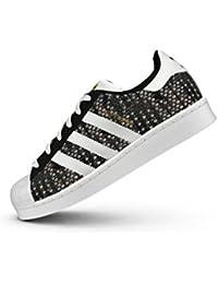 buy popular abe7a a0f1d Adidas Superstar Zapatillas para Mujer Negro