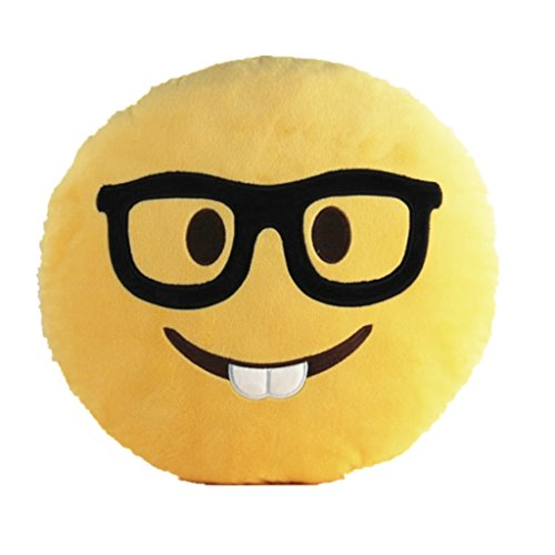 li-hi-32-32cm-emoji-rundes-gelb-gesicht-liegend-kissen-puppe-hasenzahne