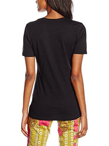 Versace Generico, T-Shirt Femme Noir (NERO-9677)