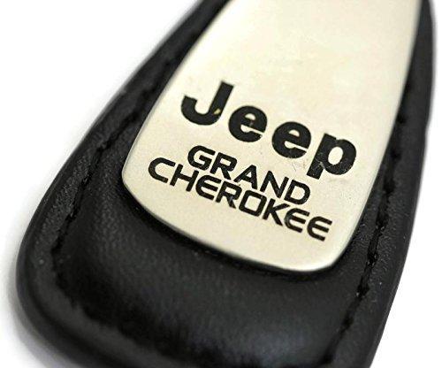 dantegts-jeep-grand-cherokee-a-forma-di-goccia-in-pelle-con-catena-portachiavi-fob-nero