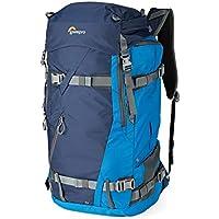 Lowepro Powder Backpack 500 AW Mochila Azul - Funda (Mochila, Universal, Tirante para Hombro, Compartimento del portátil, Azul)