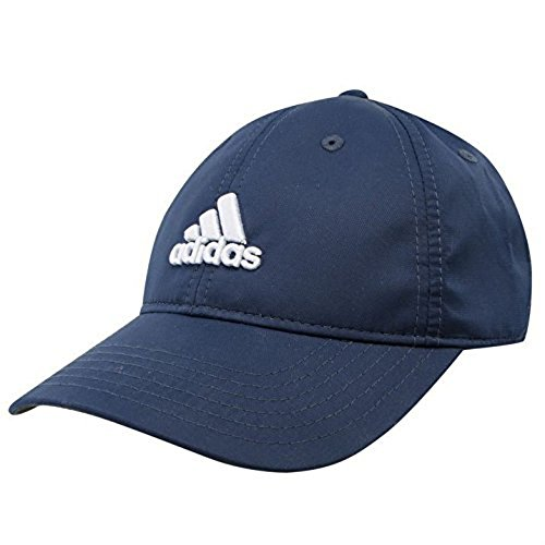 Adidas Herren Golf Sports Flexible Peak Cap Hat Touch und Schließen Marke New Blau navy Herren