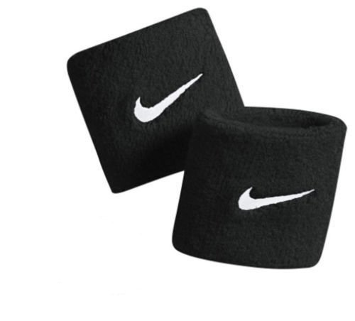 Black Wrist Band - 1 pair