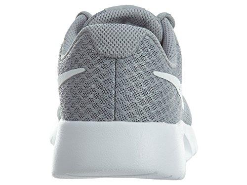 Nike Unisex-Kinder Tanjun (Gs) Laufschuhe Grau
