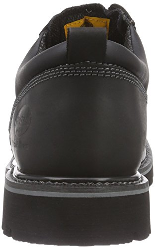 Dockers by Gerli 23DA005-400460 Herren Sneaker Schwarz (Schwarz 100)