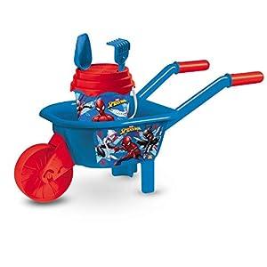 Mondo Toys Spiderman - Carretilla 18428