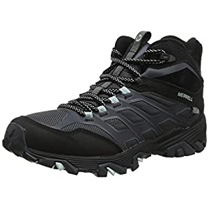 41FdOqmyPFL. SS300  - Merrell Women's Moab FST Ice+ Thermo High Rise Hiking Boots