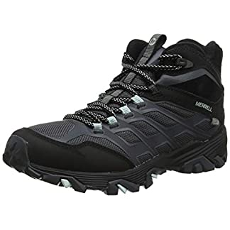 Merrell Women's Moab FST Ice+ Thermo High Rise Hiking Boots 2