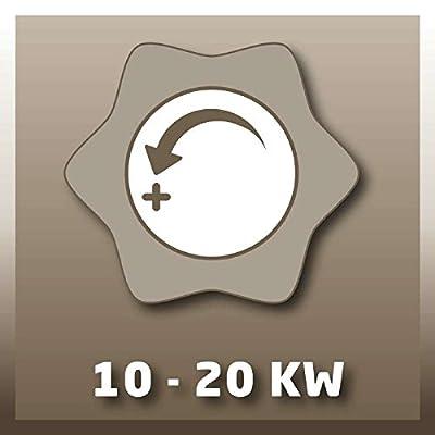 Einhell Heißluftgenerator HGG 200 Niro Vario (Nennwärmeleistung 20 kW, Heizmantel aus verzinketem Stahlblech, Piezozündung, Druckregler, Tragegriff) von Einhell auf Heizstrahler Onlineshop