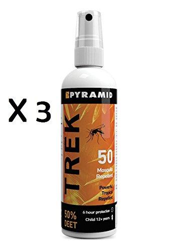 trek-50-100ml-triple-pack-50-deet-strongest-insect-repellent-mosquito-spray