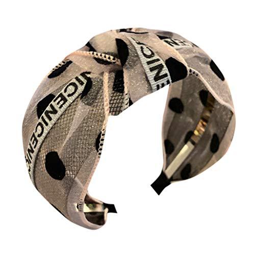 Stirnband Sport Farbdruck Stirnband Creative Headwear Zubehör Stirnband