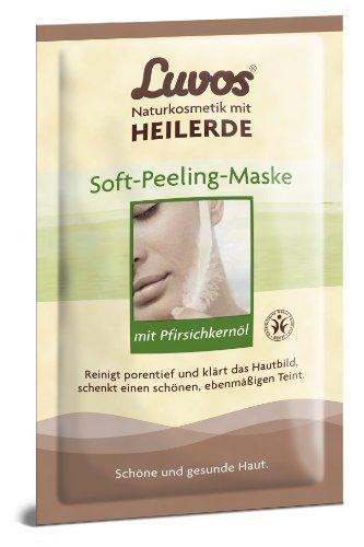 Luvos Crema Máscara suave exfoliante