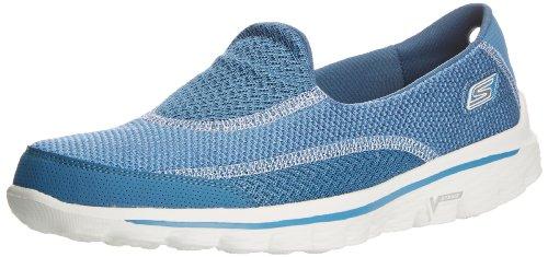 skechers-go-walk-2-zapatillas-deportivas-mujer-azul-blu-36-eu