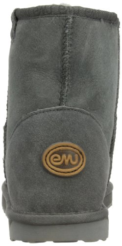 Emu Stinger Mini Damen Bootsschuhe Charcoal