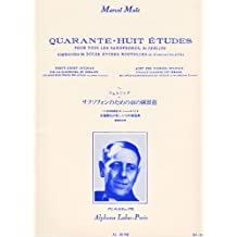 MULE - Estudios al estilo de Ferling (48 mas 12) para Saxofon