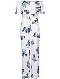 790f53f65b Chic Femmes Salopette Salopette Combi-Short, Mesdames Lâche Longues Poches  Combishort Lady Pantalon Pantalon