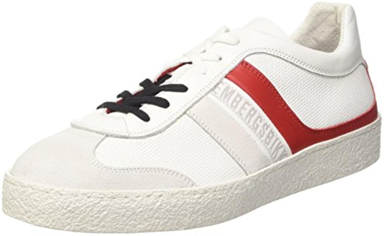 BIKKEMBERGS Herren RIS Er 842 Sneaker  Billig und erschwinglich Im Verkauf