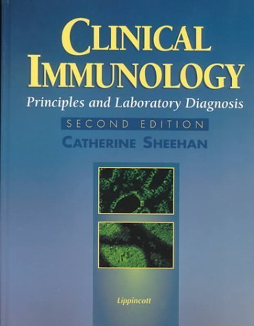 Clinical Immunology: Principles and Laboratory Diagnosis (1997-01-01) par Unknown