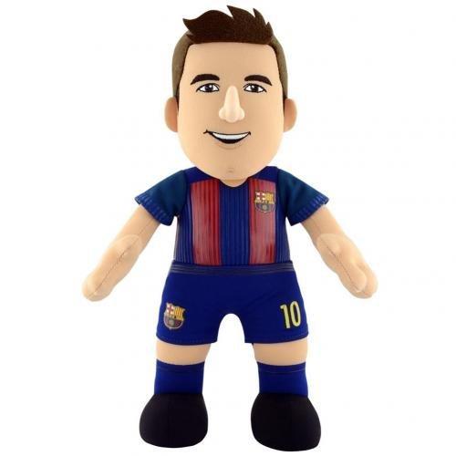 FIFA FC Barcelona Lionel Messi Plush Figure  10   Multicolor