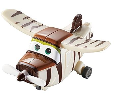 Giochi Preziosi–Super Wings Figurine Transformable, 5.5cm Beau