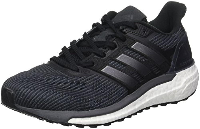 Adidas Supernova W, Zapatillas de Running para Mujer, Gris (Grey Five/Night Met/Core Black), 37 1/3 EU