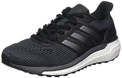 adidas Supernova, Chaussures de Running Femme, Gris (Grey Five/Night Metallic/Core Black), 36 EU