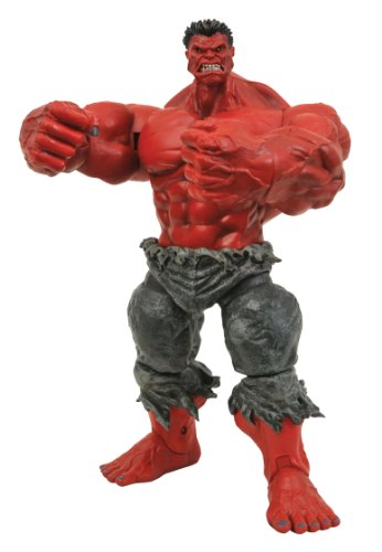 Marvel Select - Red Hulk Special Collector Edition