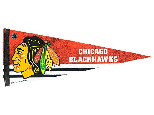 WinCraft Chicago Blackhawks Premium NHL Wimpel