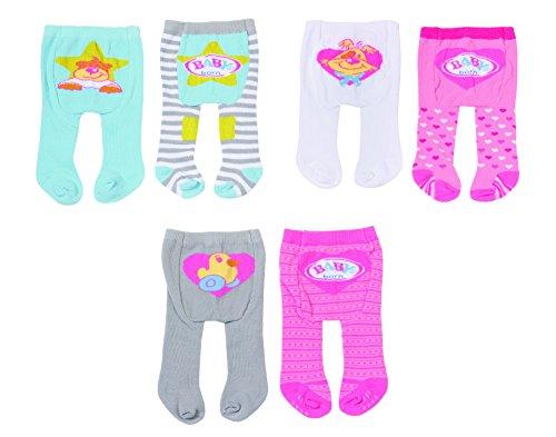 Zapf Creation 823569 Baby Born® Strumpfhosen (2er Pack)