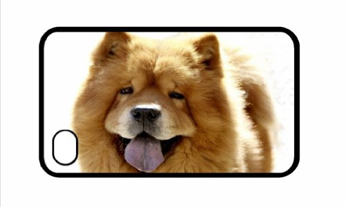 chow-chow-dog-iphone-4-4s-colore-nero-183-cm