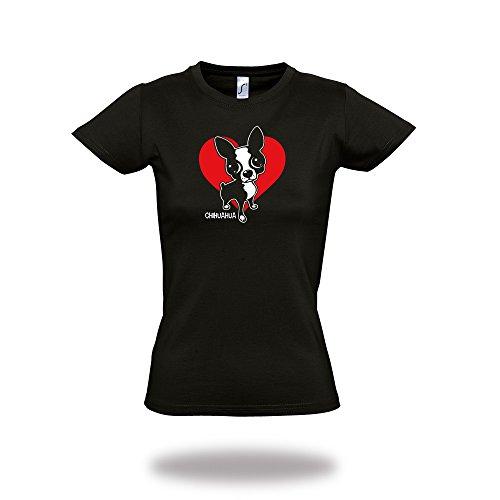 WIZUALS - T-shirt de sport - Femme Multicolore - Motiv