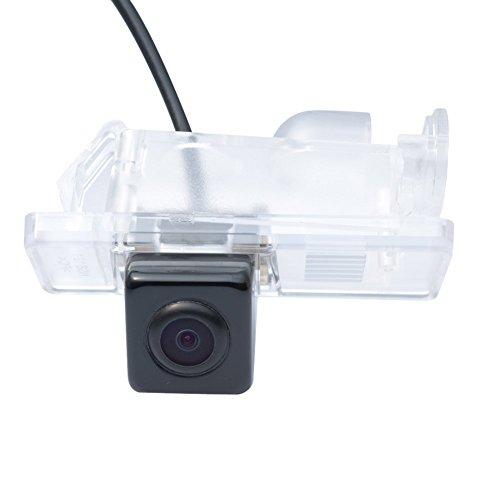 Sincere facile da installare DIY Back Up telecamera di visione notturna Targa LED proiettore di alta impermeabile Mercedes Benz Viano/Vito modello: hs8121