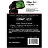 Honl Photo Sampler Set de filtres (Import Allemagne)