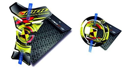 Motamec Poche Latérale Small 190 mm x 150 mm-In porte voiture accessoire Titulaire