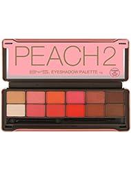BYS Maquillage , Palette Make,up Artist Peach 2