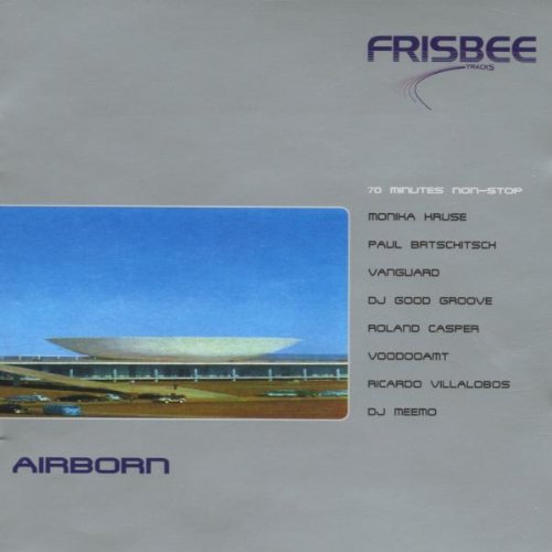 Airborn  Frisbee Labelcompilat