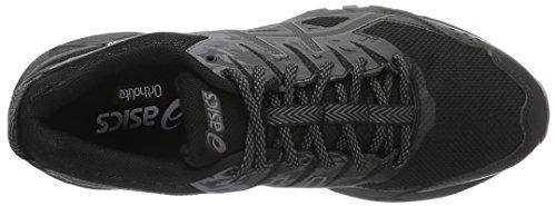 Asics Herren Gel-Sonoma 3 G-Tx Laufschuhe für Das Training auf Der Straße Mehrfarbig (Black/onyx/carbon) AGAK2o8