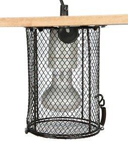 Trixie Jaula Protectora para lámparas de Terrario, Ø 15× 22cm