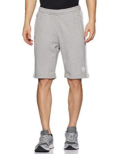 Adidas dh5803, pantaloncini uomo, medium grigio heather, m