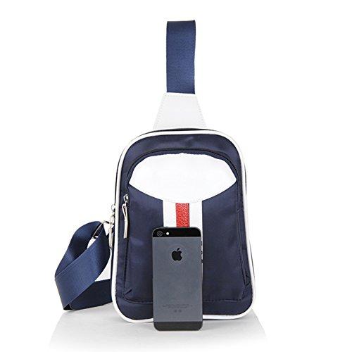 Borsa a tracolla primaverile ed estivi/pacco petto Ms./sacchetto di spalla casuale verticale-B B