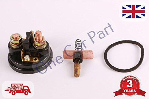 Kit de R/éparation de D/émarreur Diesel Keenso D/émarreur de Sol/éno/ïde Kit de R/éparation Moteur de D/émarrage Diesel