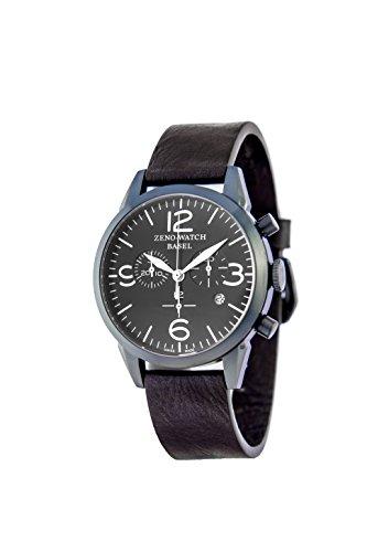 Zeno - Herren -Armbanduhr- 4773Q-BL-I1