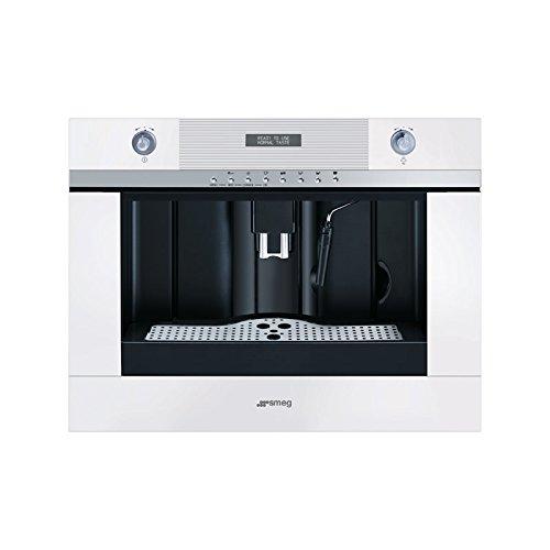 Smeg CMSC45B Installation Espressomaschine/Cappuccino LCD Compact