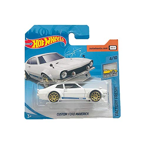 Hot Wheels Custom Ford Maverick Factory Fresh 97/365
