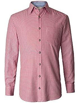 Stockerpoint - Herren Trachtenhemd,Dave2