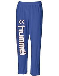 HUMMEL - Bas de survêtement UH bleu/blanc/rouge