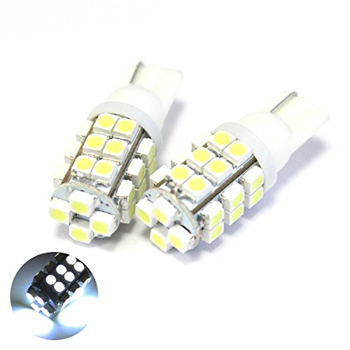 leebo 28 smd led t10 parking indicator socket bulb (white, 12v) 2pcs for yamaha yzf r15 s version 1.0 Leebo 28 SMD LED T10 Parking Indicator Socket Bulb (White, 12V) 2Pcs For Yamaha YZF R15 S Version 1.0 41FdoPenaxL